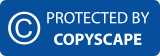 Protected by Copyscape Plagiarism Checker - Do not copy content from these pages